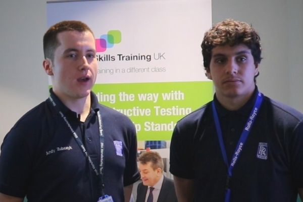 Two apprentices
