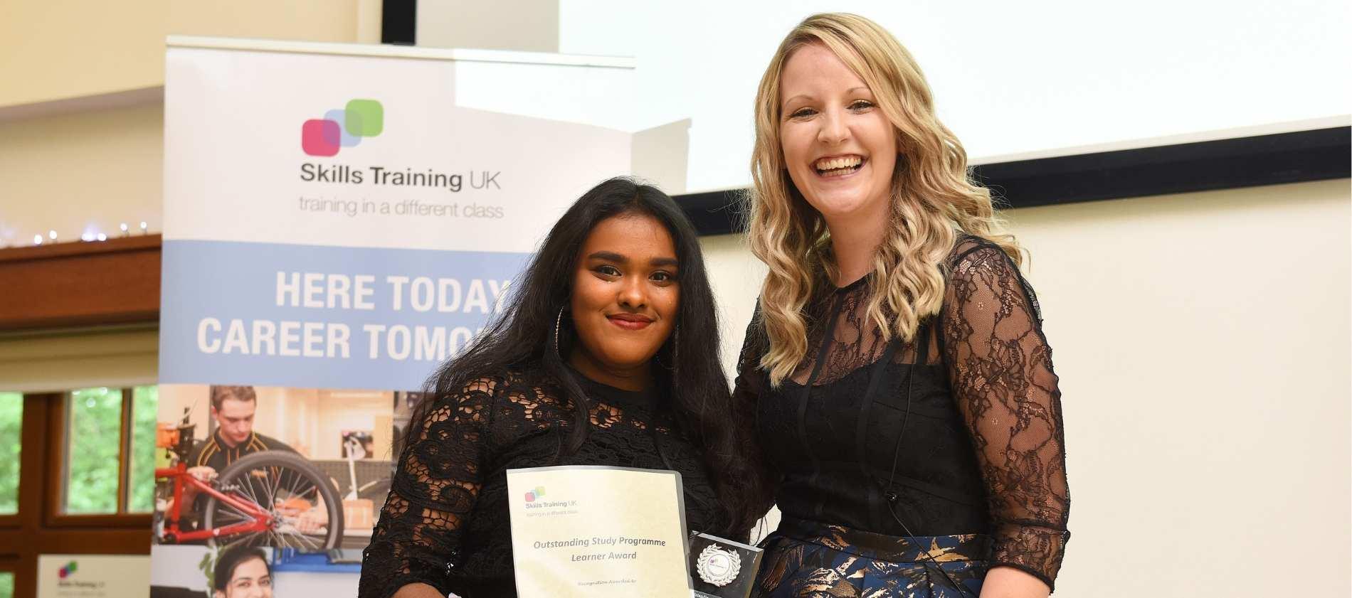 Mansi targets Business Apprenticeship after award-winning Traineeship success