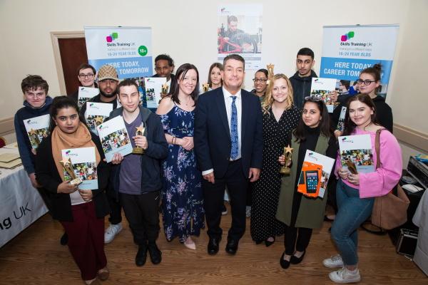 Skills Training UK Celebration of Success Midlands