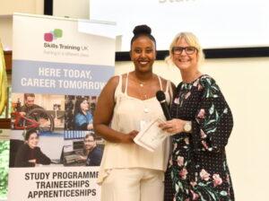 Skills Training UK Celebration of success event London Summer 2019