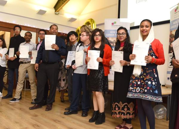 Skills Training UK - London Celebration of Success