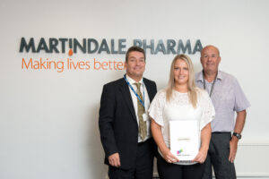 Our work with Martindale Pharma