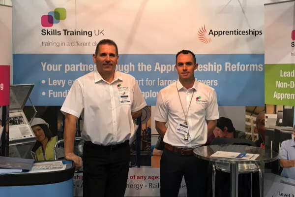 Materials Testing 2017: Skills Training UK Leading the way with Apprenticeships for NDT