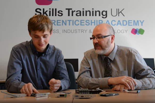 Skills Training UK Apprenticeship Academy