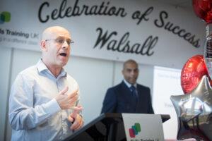 Skills Training UK Celebration of Success Walsall December 2018